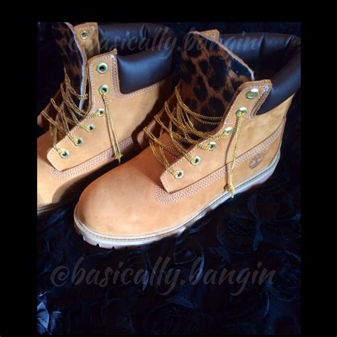 Crib Size Timberlands by Chain Laces Leopard Or Snake Tongue Timberlands Infants