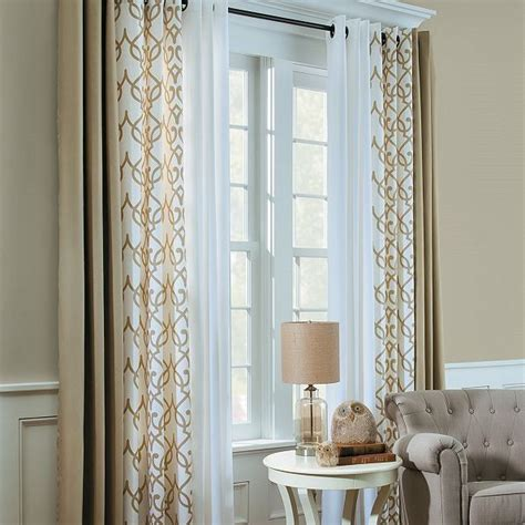 double curtains for living room best 25 double window curtains ideas on pinterest