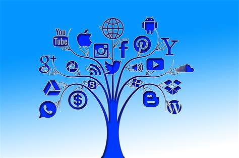 Free Email Search For Social Networks Free Illustration Social Media Tree Structure Free Image On Pixabay 1391680
