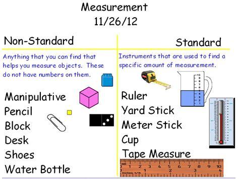 Standard Length by Math Talk Livebinder