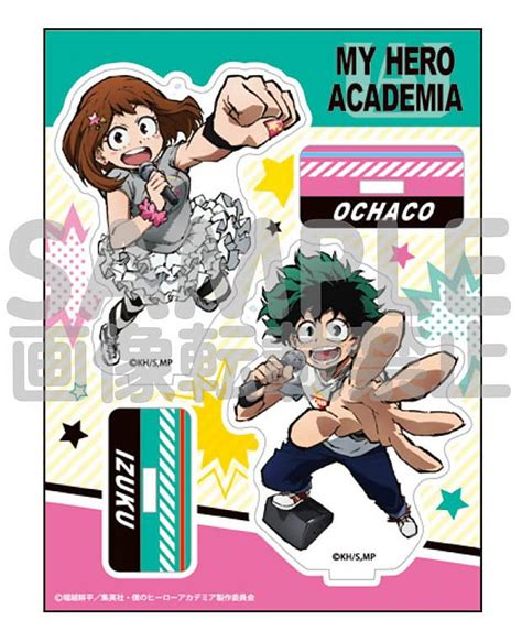 merchandise kopen hero academia acrylic stand