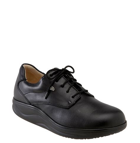 walking comfort shoes finn comfort finnamic by pretoria walking shoe in black