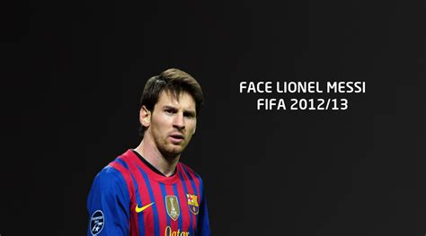 hair make pes 13 kevin editing 11 12 face lionel messi fifa 13