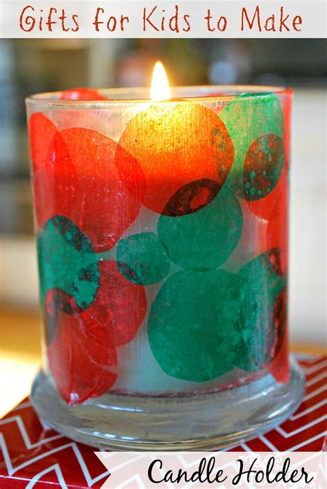 candle craft projects craft candle holder blogs