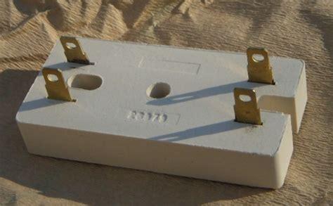 testing mopar ballast resistor mopar nors ballast resistor 4 prong 70 s 80 s electronic