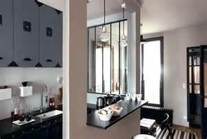 agréable Amenager Salon Cuisine 25m2 #4: petite-cuisine-avec-du-charme-3_4919077.jpg
