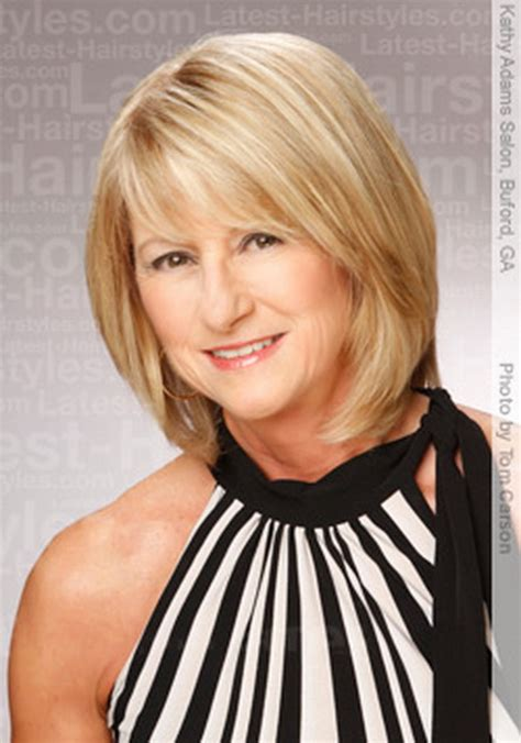 best haircuts for fine hair over 55 hairstyles for women over 55