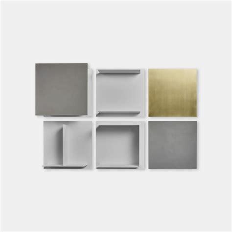 mensole quadrate composizione mensole a muro mensole quadrate di design
