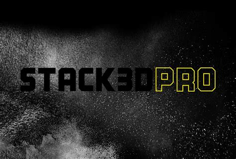supplement expo next stack3d pro supplement expo confirmed for may 8th