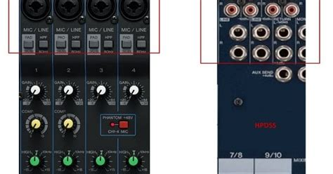 Harga Mixer Audio 4 Channel Yamaha harga mixer yamaha 4 channel input mic murah