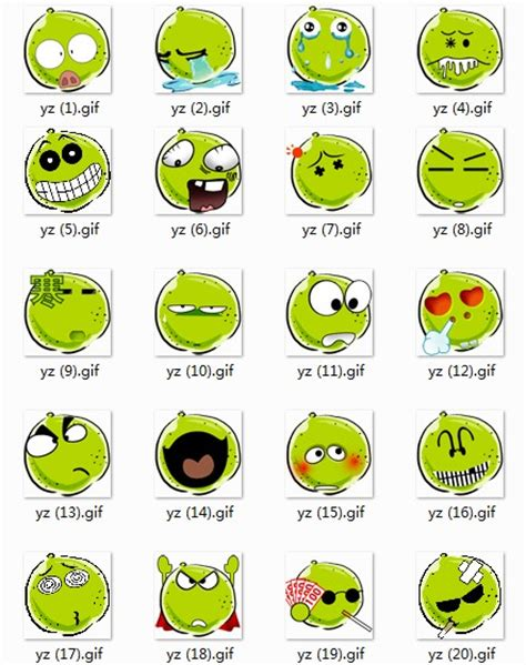 chinese font design emoticon grapefruit cartoon picture emoticon emoticon gifs free