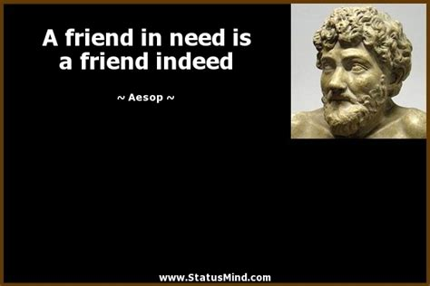 A Friend In Need Is A Friend Indeed Sle Essay by Friends Quotes Statusmind