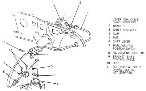 old car manuals online 2003 buick lesabre transmission control service manual how to adjust transmission linkage 2003 buick lesabre service manual 2003