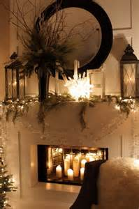 20 Romantic Fireplace Candle Ideas   Home Design And Interior