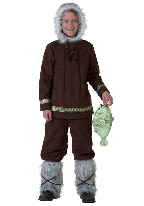 boy costumes child eskimo boy costume