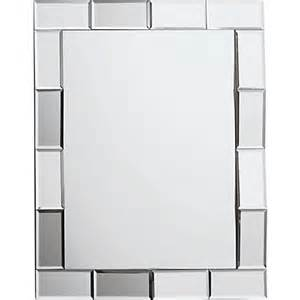 homebase bathroom mirrors facet mirror