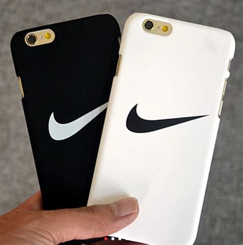Iphone 6 6s Nike Logo Hardcase new nike swoosh official original graphic soft iphone 5 5s 6 6s