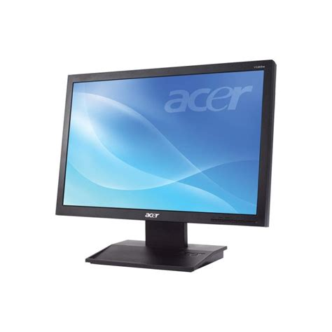 Monitor Lcd Acer 19 Inch acer v193w 19 inch widescreen lcd tft monitor laptops direct