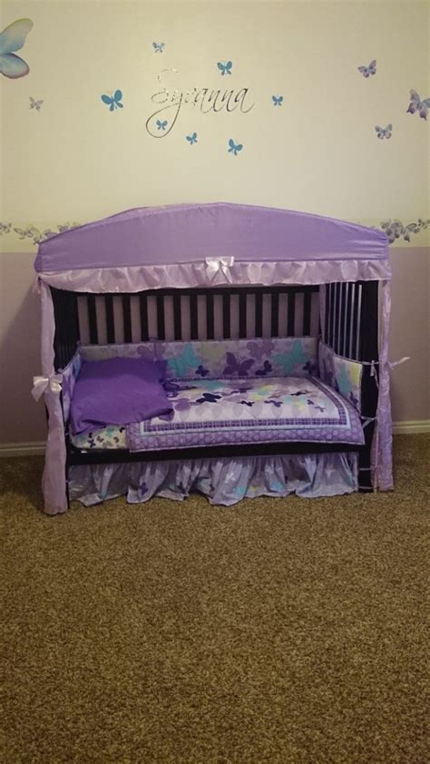 Turn An Old Crib Into A Toddler Bed Diy Projects For Cribs Toddler Beds