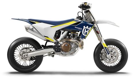 48 Ps Motorrad Höchstgeschwindigkeit by Husqvarna Presenta Su Nueva Supermoto Fs 450 2016
