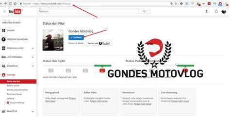 cara membuat akun youtube channel cara verifikasi akun channel youtube dengan anda ponsel