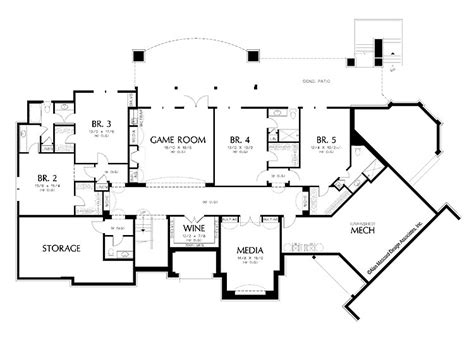 floor plans for luxury homes large luxury house plans home designs project