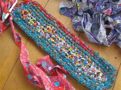 create your modern crochet rag rug best decor things