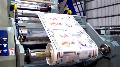 writing printing paper machine printplas pkf1000 4hs flexo stack type paper plastic