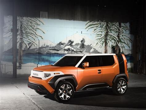 future toyota toyota ft 4x concept could enter production in the future