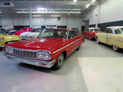 classic impala for sale 1964 chevrolet impala ss for sale classiccars cc