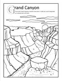 az coloring pages grand coloring page at gilaben arizona
