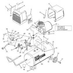 craftsman air compressor models craftsman wiring diagram and circuit schematic