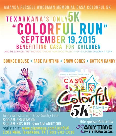 the amanda fussell memorial casa colorful 5k