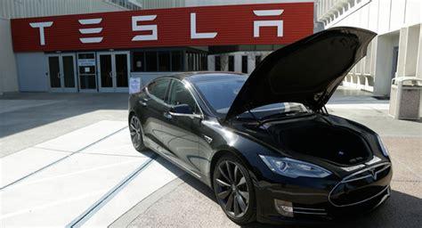 What Company Makes Tesla Tesla Pays Back Energy Dept Loan Early Darius Dixon