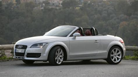 2008 audi tt roadster view the drive review of the 2008 audi tt