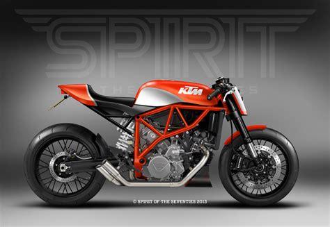 Ktm Lc8 Ktm Lc8 Spirit Of The Seventies Derestricted