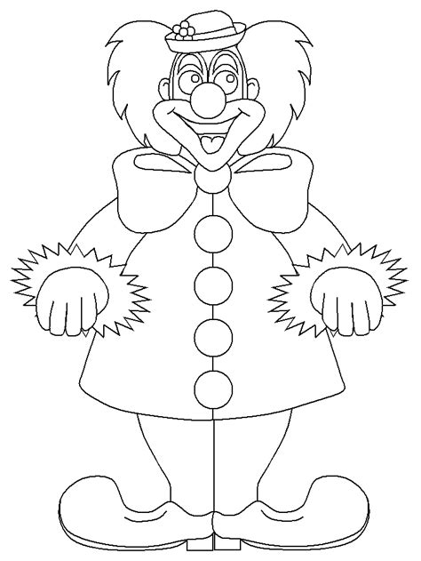 Free Circus Coloring Pages circus coloring pages coloring pages to print