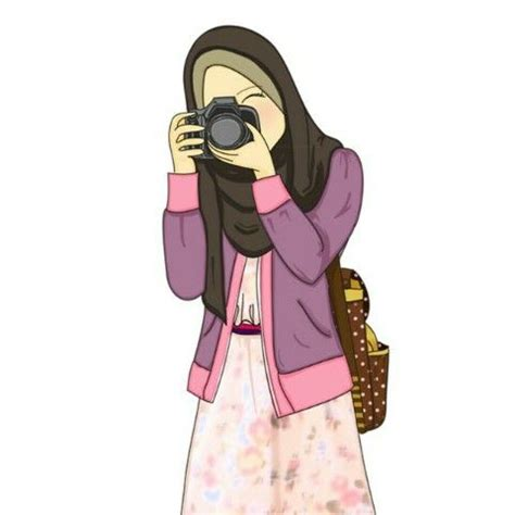 anime perempuan 1000 images about muslim art on pinterest gardens