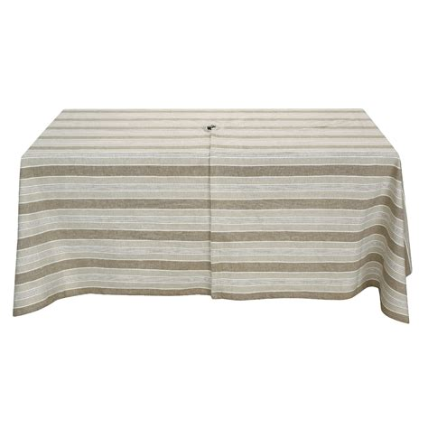 Patio Table Cloth Lintex Outdoor Treated Patio Tablecloth 60x84 Quot Rectangular 88794 Save 46