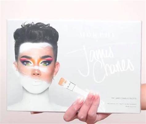 james charles brushes set james charles x morphe artistry eyeshadow palette and eye