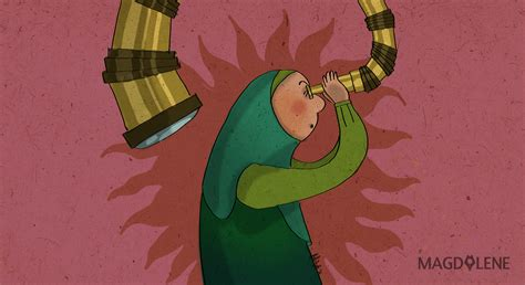 Jejak Jejak Islam menelusuri jejak feminisme di dalam islam