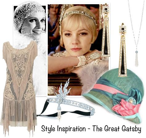 The Great Gatsby Inspired by The Great Gatsby Inspired Look