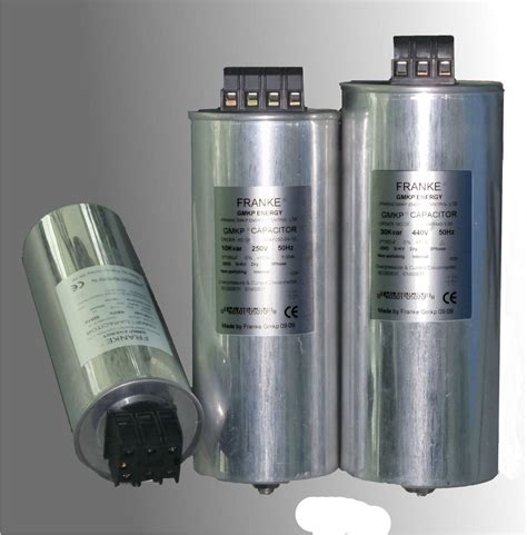 power factor correction capacitors suppliers capacitors for power factor correction franke gmkp energy