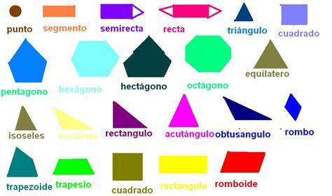 figuras geometricas con nombres y caracteristicas imagen figuras geometricas figuras blog brigith michelle