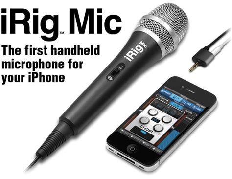 Irig By Shop ik multimedia irig mic musix ch