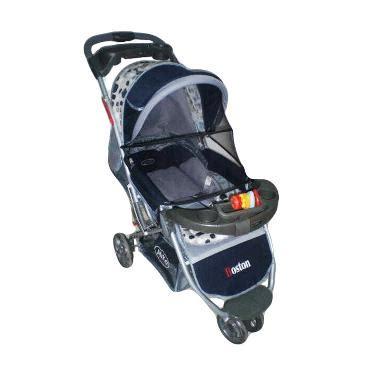Aprica Karoon Multi Dot Hitam jual perlengkapan bayi perempuan laki harga murah blibli