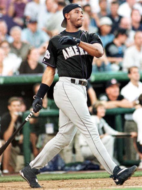 ken griffey swing the new should be faces of major league baseball