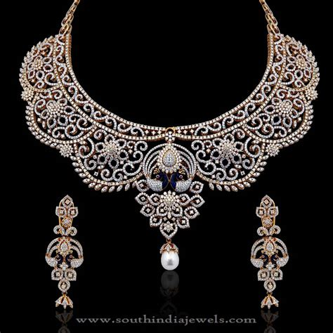 Halskette Braut by Bridal Necklace From Nac Jewellers Necklace