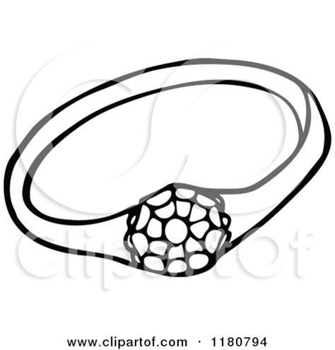 Wedding Ring Clipart Black And White by Coral Clipart Black And White Clipart Panda Free