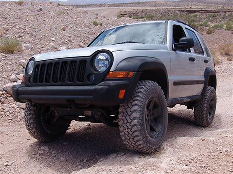 kj  jeep liberty specs  modification info